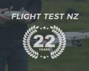 Flight Test NZ - 22 year anniversary