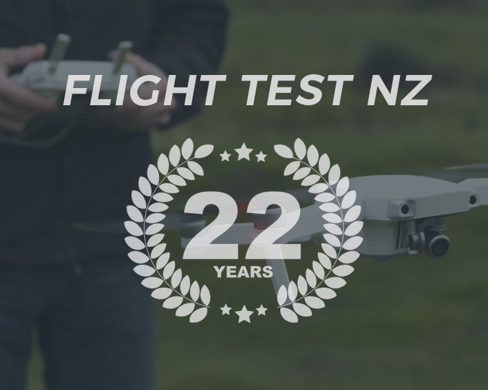 Flight Test NZ - 22 year anniversary