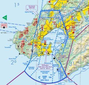 VNC (Visual Navigation Charts)